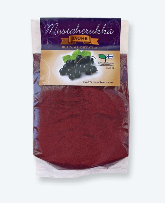 mustaherukkajauhe250